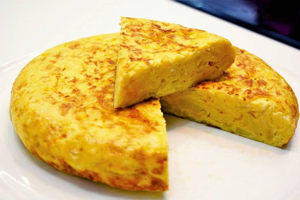 Španjolski omlet
